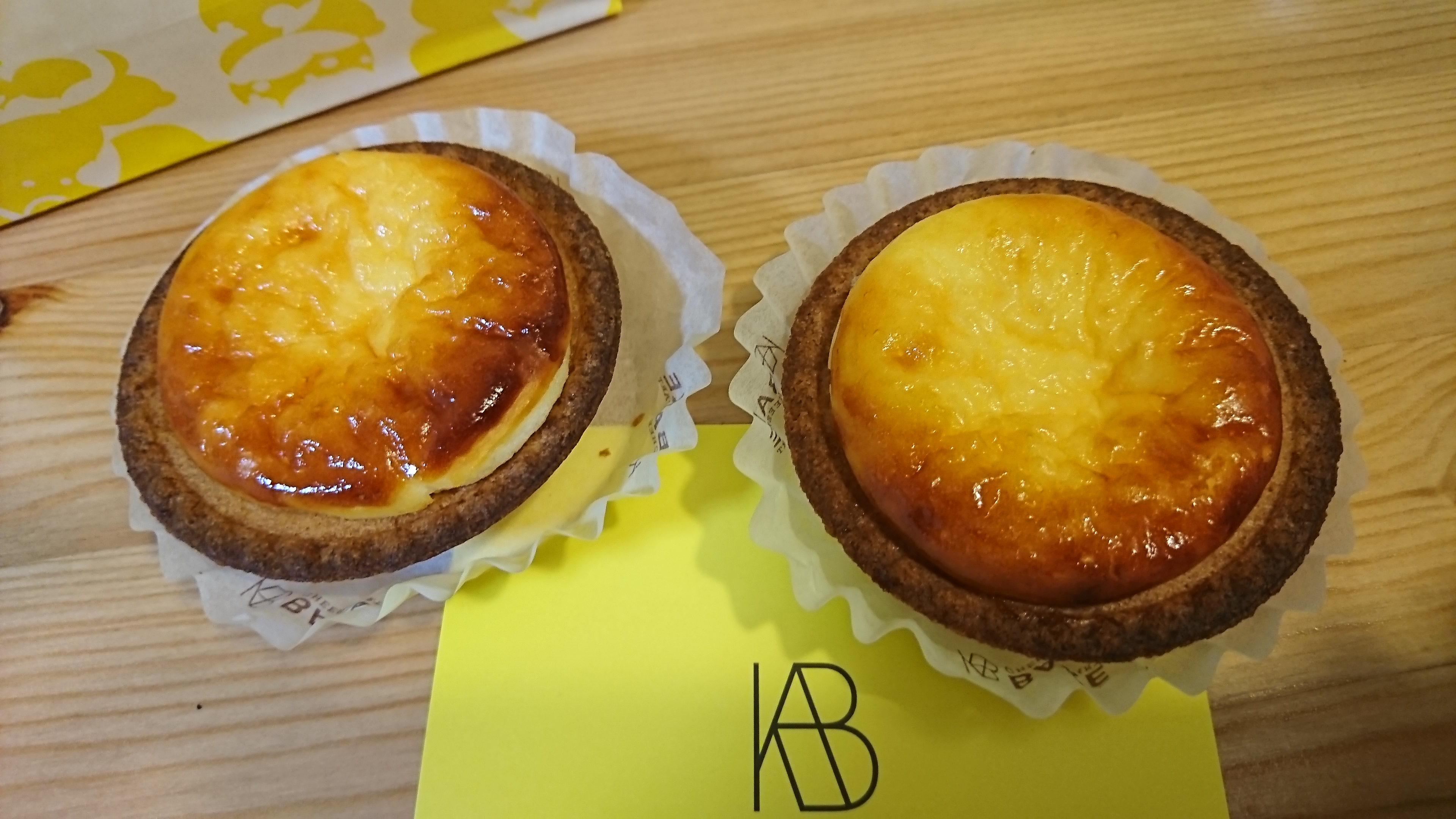 BAKE(cheese talt) in Japan