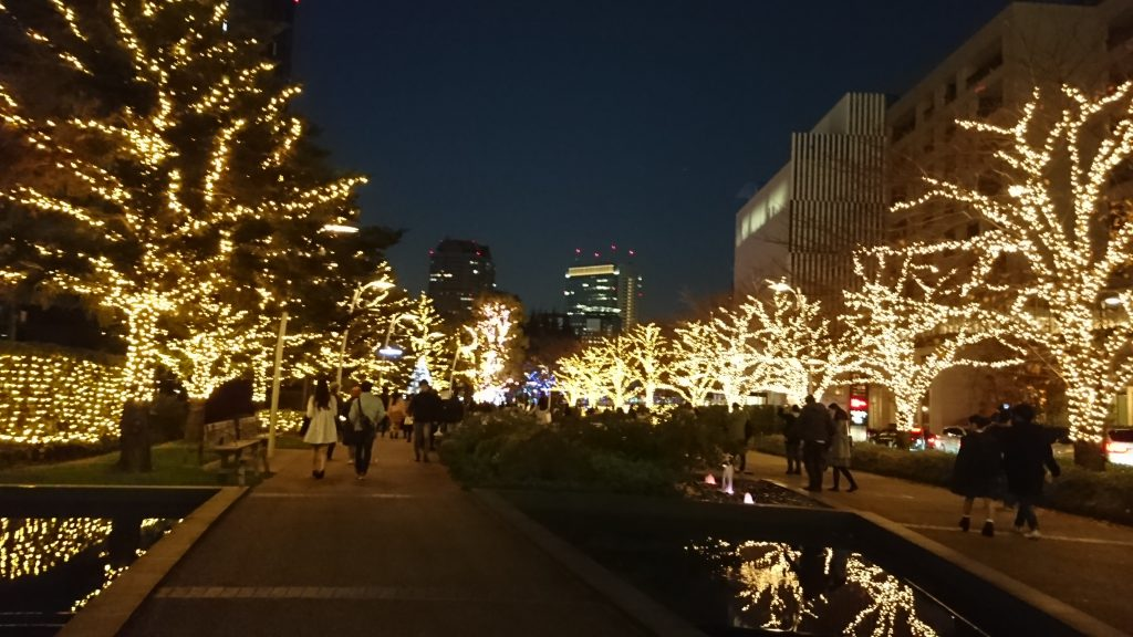 Midtown Christmas in 2017