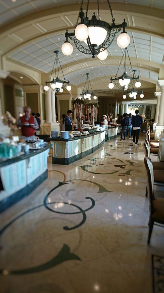 Sherwood Garden at Tokyo Disneyland Hotel