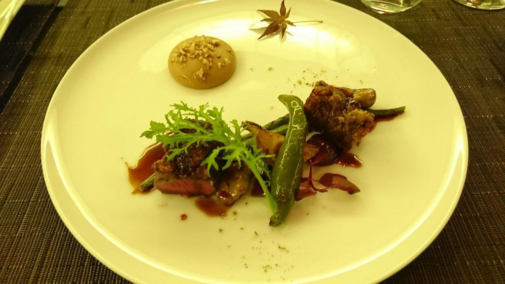 meat dish at CANNA
