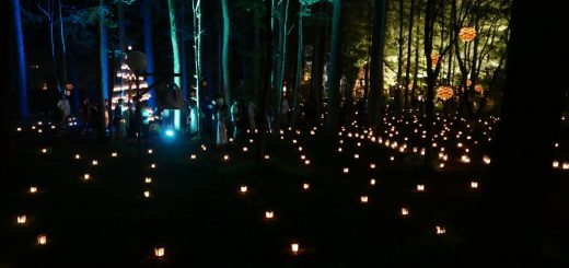 Karuizawa candle night