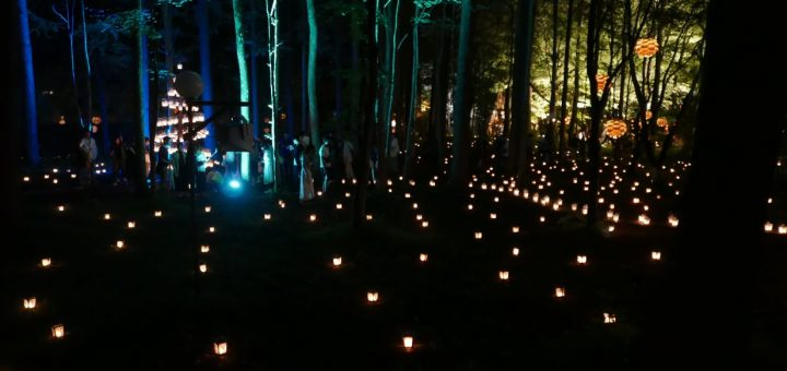 Karuizawa candle night